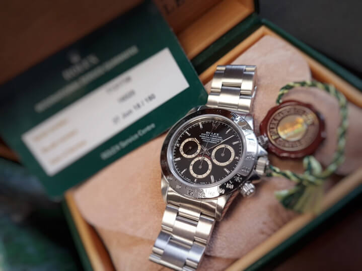 Second hand Rolex watches - Buying a preowned rolex