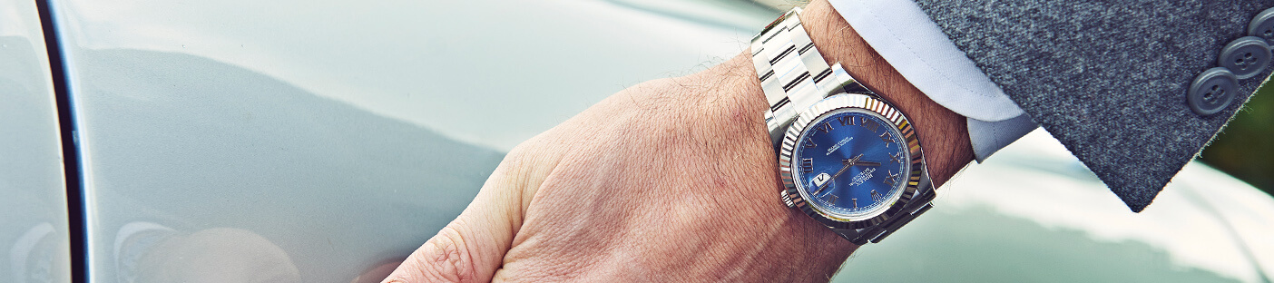 Why Buy Pre-Owned Watches?